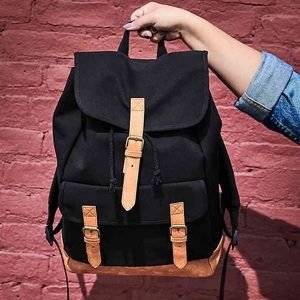 DSW Canvas Backpack